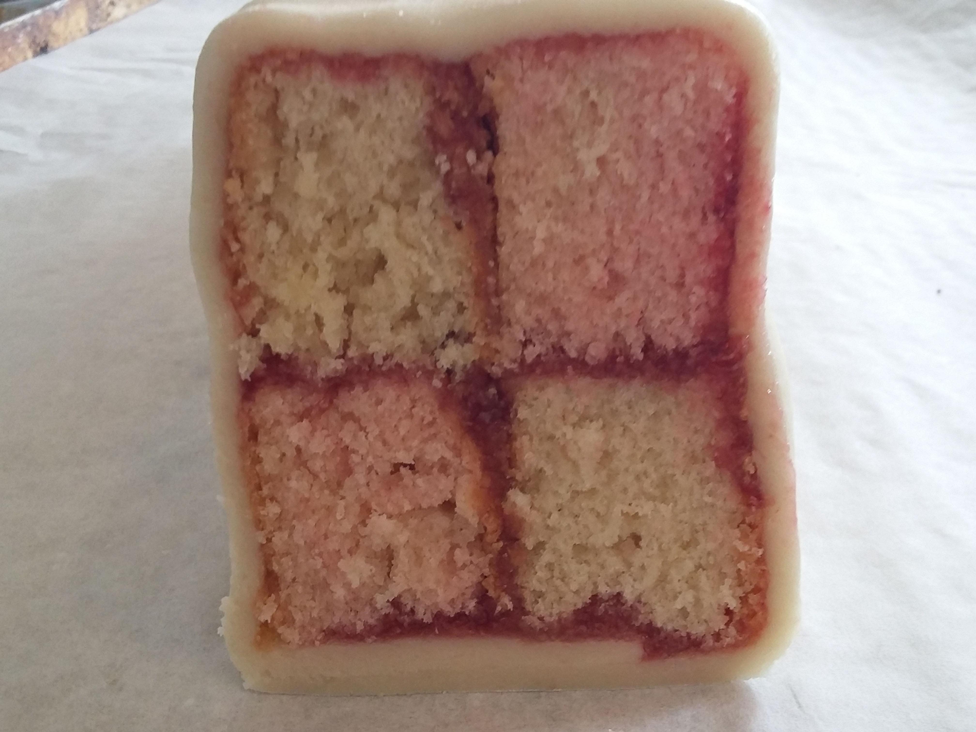 Battenberg Cake