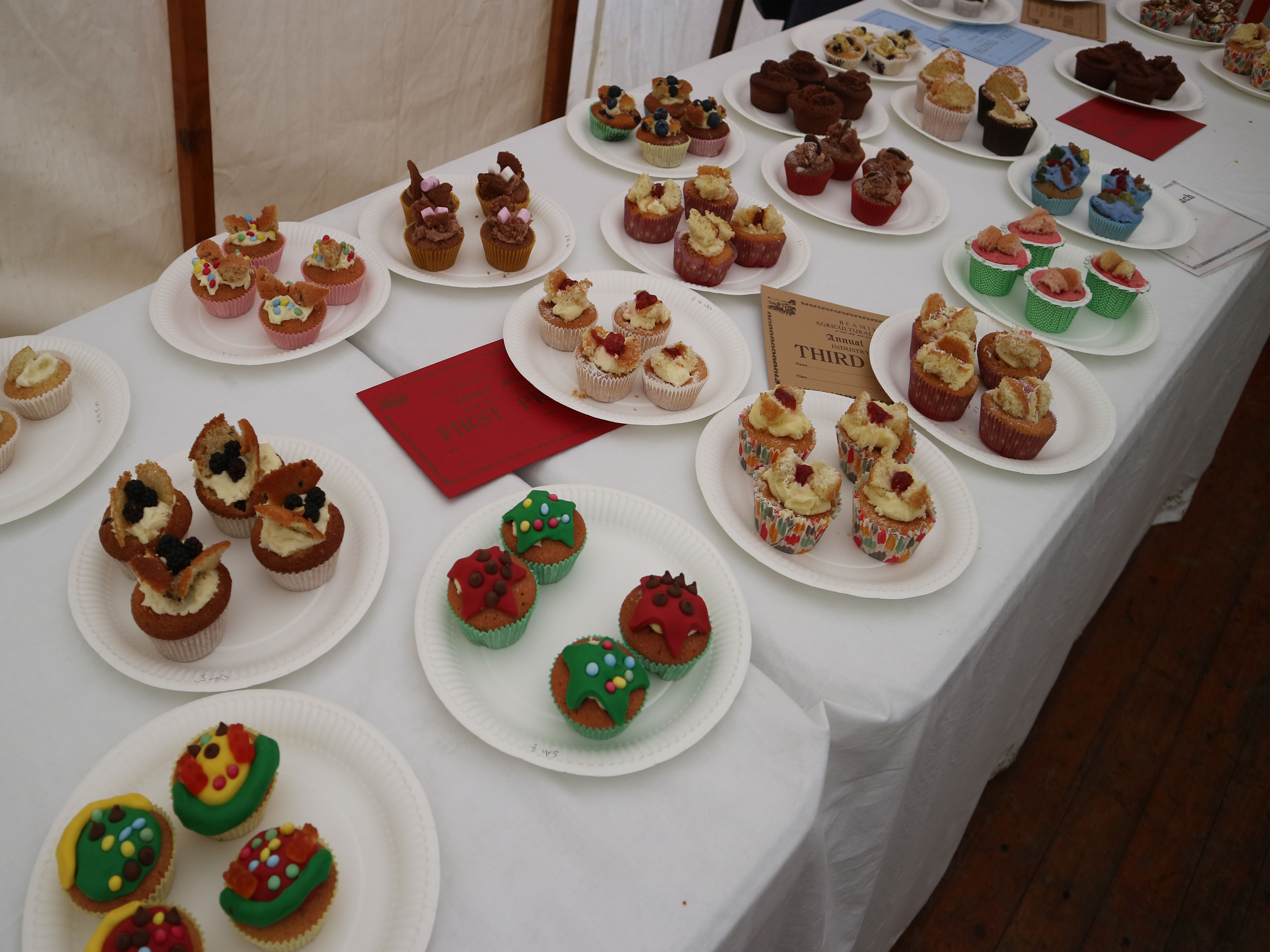Agricultural Show, Part Two